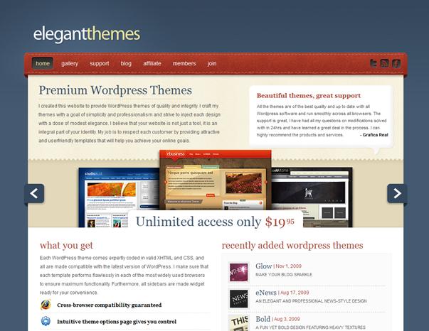 116 Как  менялся дизайн WordPress за 15 лет