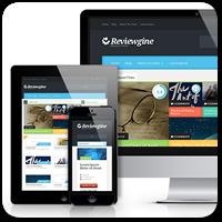 Мега-подборка! 130 лучших бесплатных тем WordPress за весь прошедший 2014 год