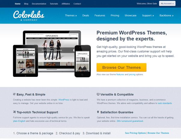 152 Как  менялся дизайн WordPress за 15 лет