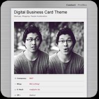15 бесплатных тем WordPress для сайта-визитки или резюме