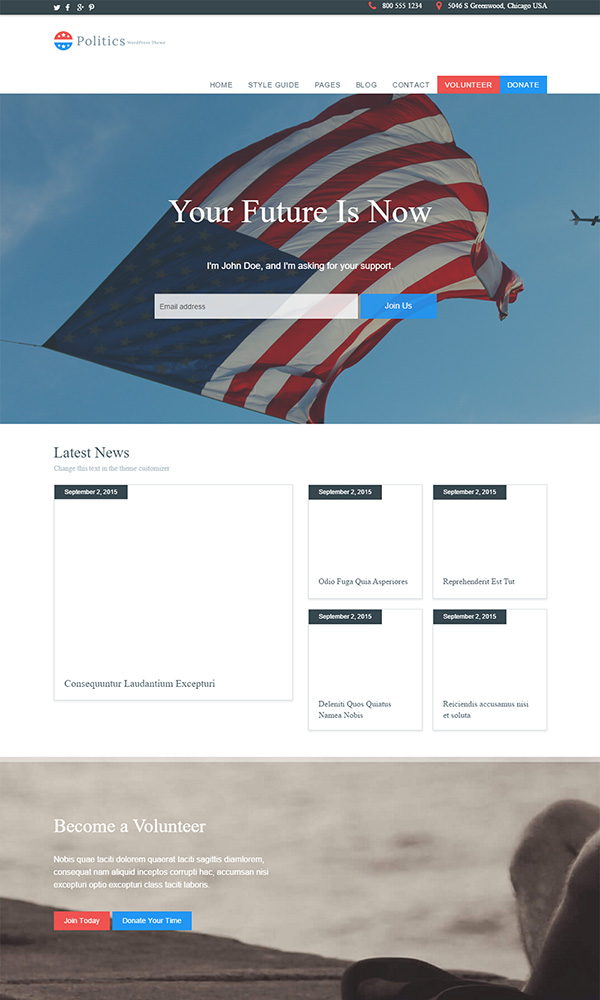 17-wordpress-themes-politics-themeinprogress