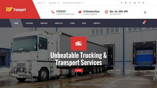 20-transport-wordpress-theme