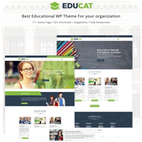 14 шаблонов для образовательных сайтов на WordPress