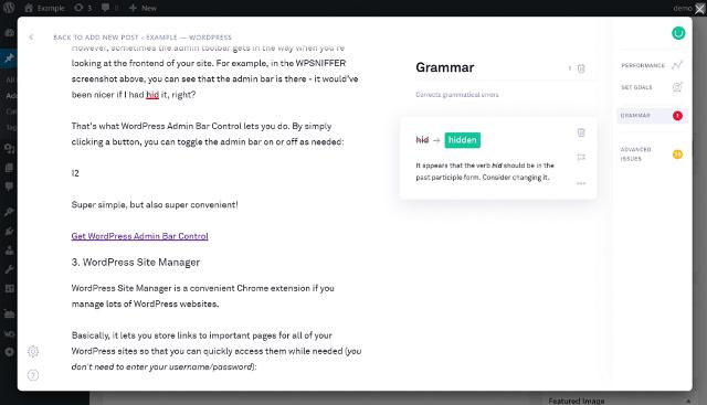 WordPress foydalanuvchilari uchun Chrome kengaytmalari