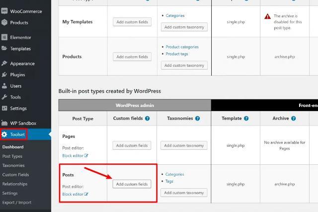 WordPress maxsus maydonlari: boshlash uchun kerak bo'lgan hamma narsa