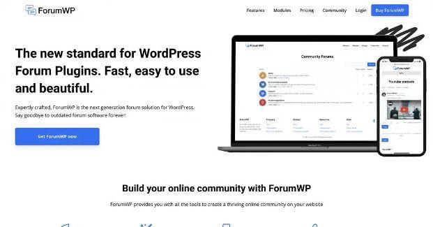 Forumlar uchun WordPress plaginlari