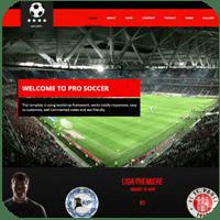 8 шаблонов WordPress для сайта о футболе