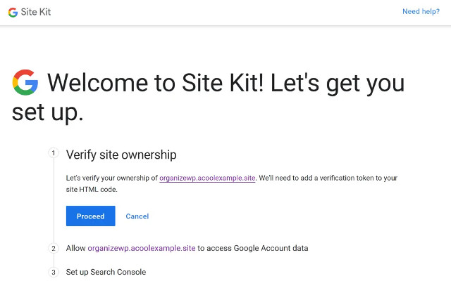 WordPress uchun Google Site Kit: foydali yangi plagin