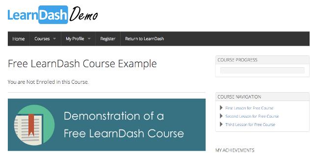 LearnDash plaginini