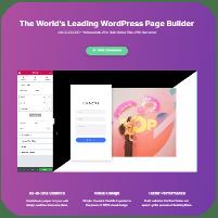 Топ 20 WordPress шаблонов на Elementor 2020 года
