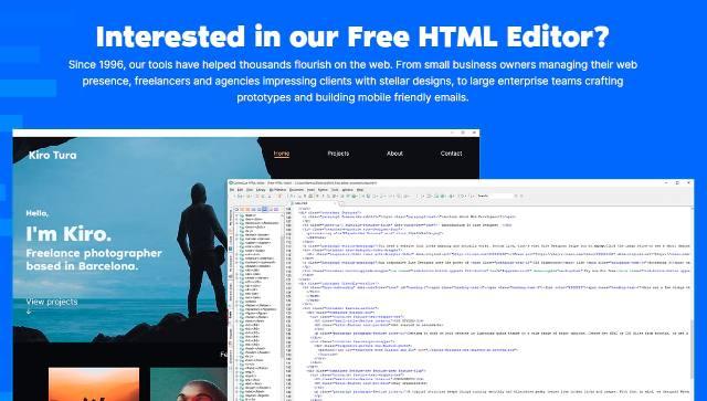 10 бесплатных редакторов HTML для разработчиков WordPress