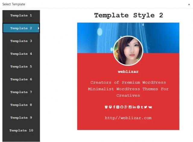WordPress blogi uchun mualliflar ro'yxati sahifasini qanday yaratish kerak