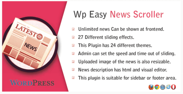 Yangiliklar saytlari uchun eng yaxshi 7 ta WordPress plaginlari