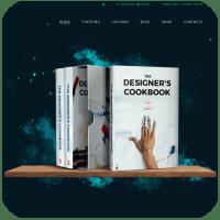 8 шаблонов WordPress для сайта книжного магазина, писателя, библиотеки