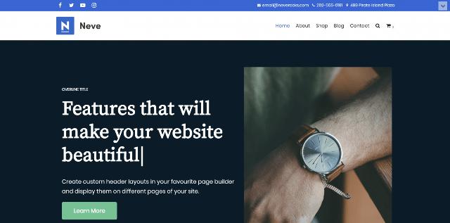 2020 yil uchun eng yaxshi bepul javob beradigan 9 WordPress mavzusi