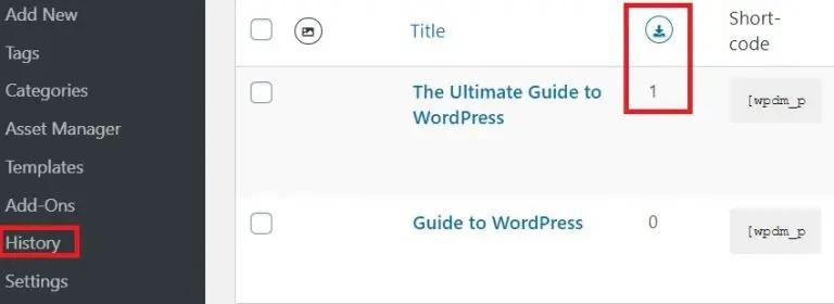 WordPress yuklamalarini qanday kuzatish va boshqarish