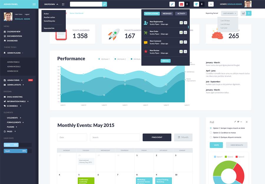 Ittifoq |  Intranet & Extranet WordPress mavzusi
