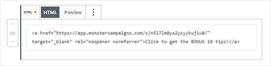 Havola yoki rasmni bosish orqali qanday qilib WordPress popup shaklini yaratish