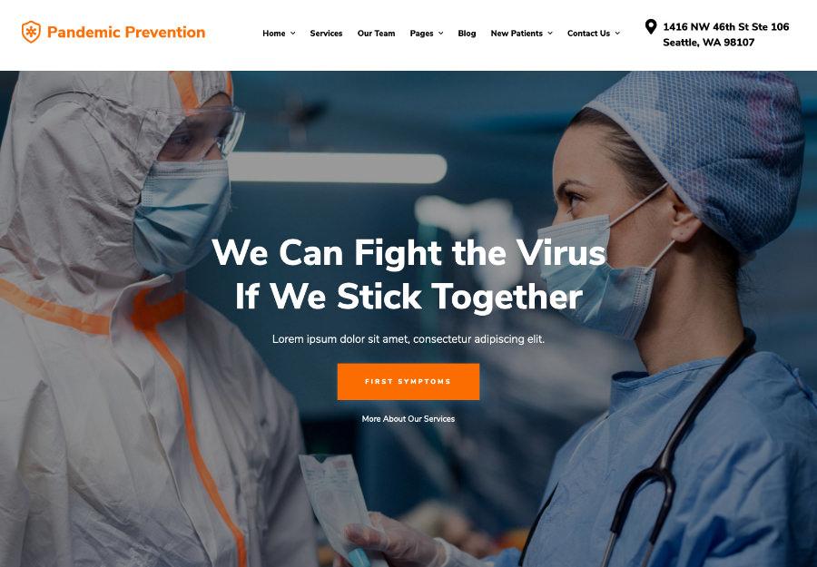 SafetyKit - Pandemiyani oldini olish va xabardor qilish uchun shablon to'plami