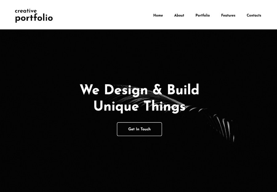 Helion - Creative Portfolio Elementor Andoza to'plami