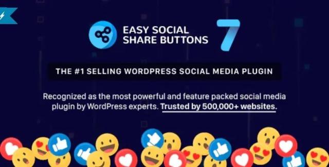 7 eng yaxshi WordPress ijtimoiy media plaginlari 2020