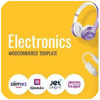 5 лучших шаблонов WooCommerce для аудио-магазина на WordPress