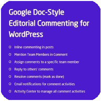 Multicollab – Google Doc-Style Editorial Commenting для Гутенберга