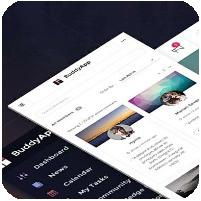 40 лучших тем BuddyPress для социальных сетей и сообществ на WordPress