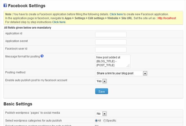 2113 Полное руководство по использованию Facebook для WordPress