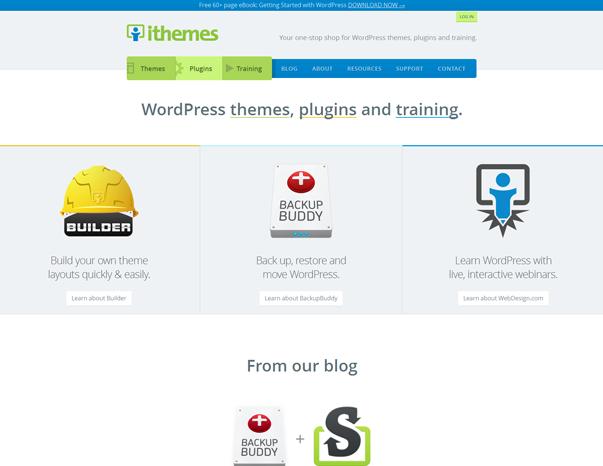 251 Как  менялся дизайн WordPress за 15 лет