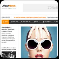 30 качественных журнальных тем WordPress на 2013