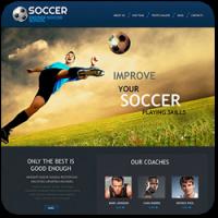 32 профессиональные темы WordPress на спортивную тематику