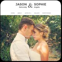 33 красивые премиум-темы WordPress на свадебную тематику