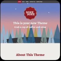 30+ качественных и бесплатных тем WordPress в минималистичном стиле