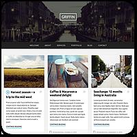 30 бесплатных тем WordPress с 3-х колоночной разметкой главной страницы