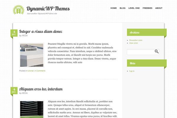 pongsari premium wordpress theme