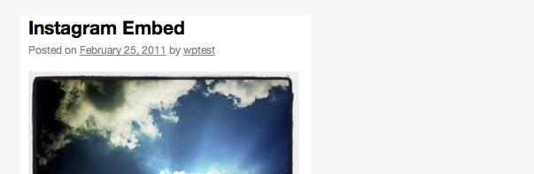 8 бесплатных WordPress плагинов для фотогалерей Instagram