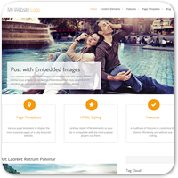 5 бесплатных тем WordPress для сайтов о путешествиях
