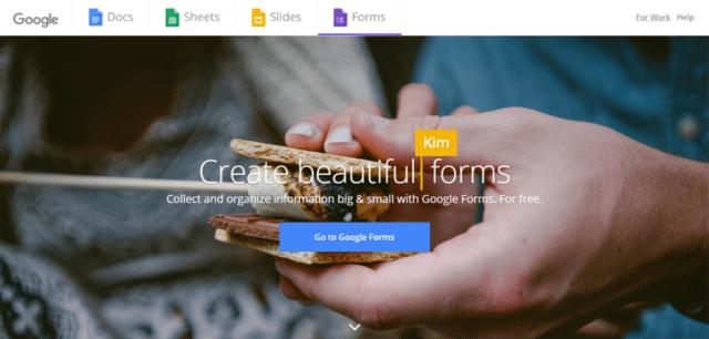Как добавить Google Forms в WordPress