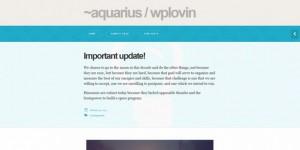 Aquarius-theme-e1421918963906