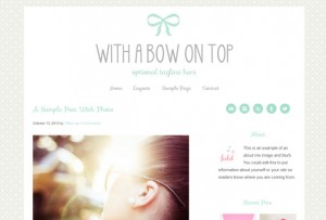 BOW ON TOP