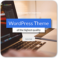Подведем итоги года — 50 лучших премиум тем WordPress за 2016 год