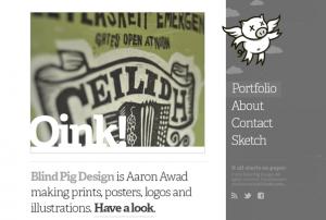 Blind Pig Design