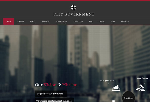 CITY GOVERNMENT