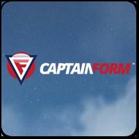 CaptainForm — новый бесплатный плагин WordPress для создания разных веб-форм