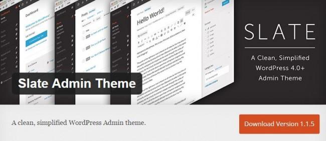 10 альтернативных тем оформления, которые изменят вашу Консоль WordPress
