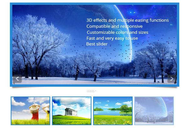 12 бесплатных WordPress плагинов для слайдеров изображений
