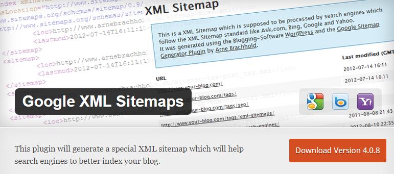 thesis google xml sitemap