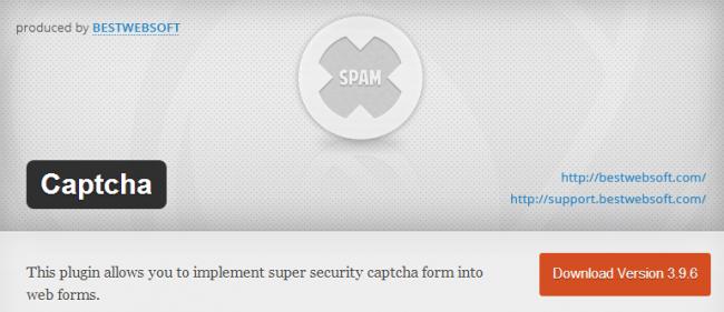 Capture410 650x281 Лучшие плагины CAPTCHA для вашего WordPress сайта