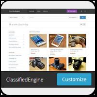 Создаем доску объявлений на WordPress с помощью темы ClassifiedEngine